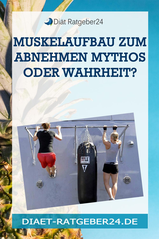 Muskelaufbau zum Abnehmen Mythos oder Wahrheit?