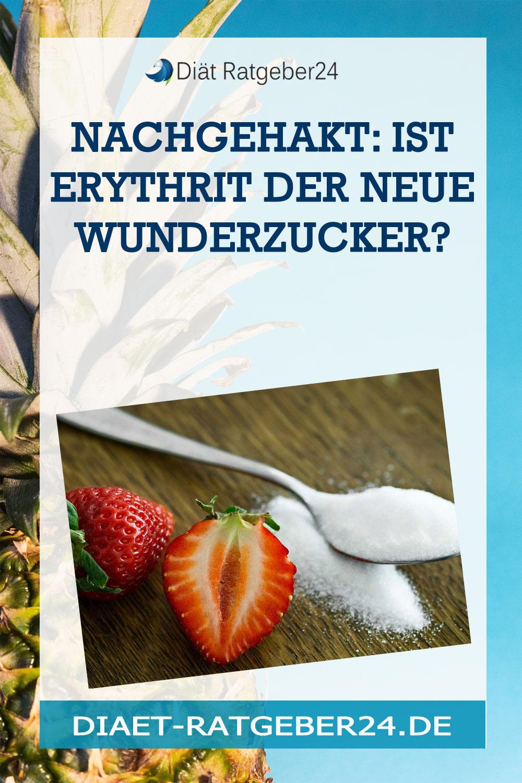 Nachgehakt: Ist Erythrit der neue Wunderzucker?