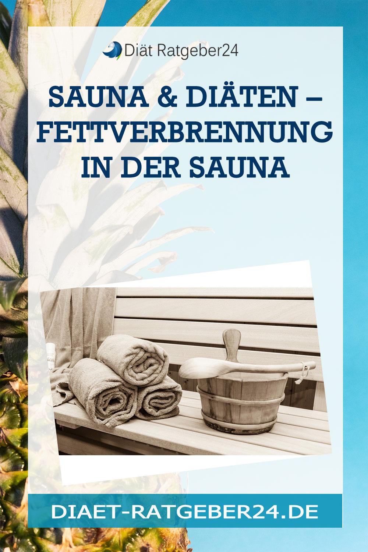 Sauna & Diäten – Fettverbrennung in der Sauna