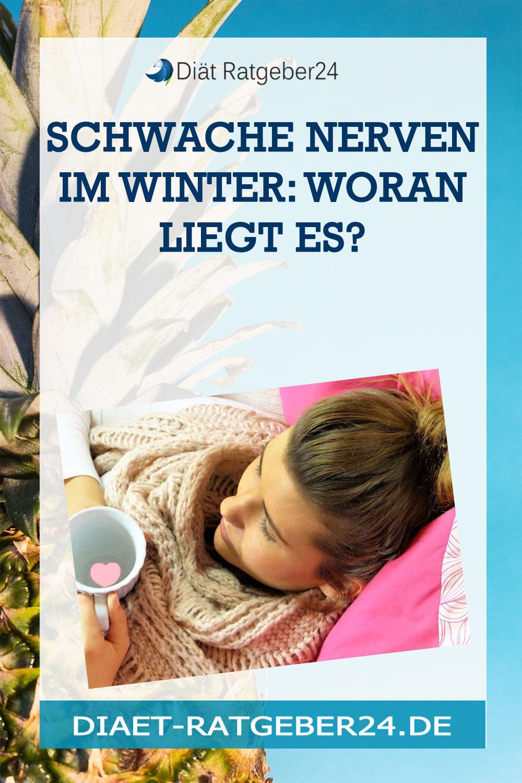Schwache Nerven im Winter: Woran liegt es?