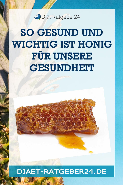 So gesund und wichtig ist Honig für unsere Gesundheit