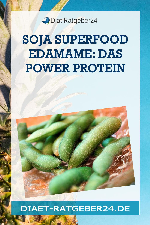 Soja Superfood Edamame: Das Power Protein
