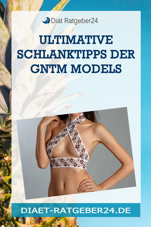 Ultimative Schlanktipps der GNTM Models