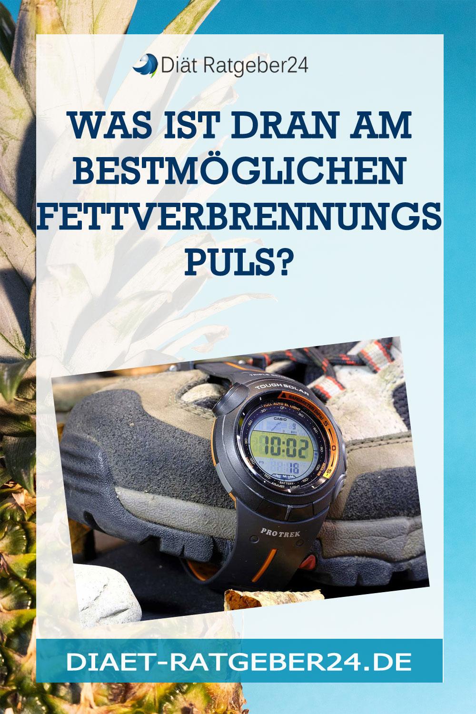 Was ist dran am bestmöglichen Fettverbrennungspuls?