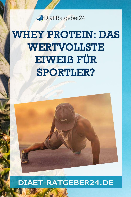 Whey Protein: Das wertvollste Eiweiß für Sportler?