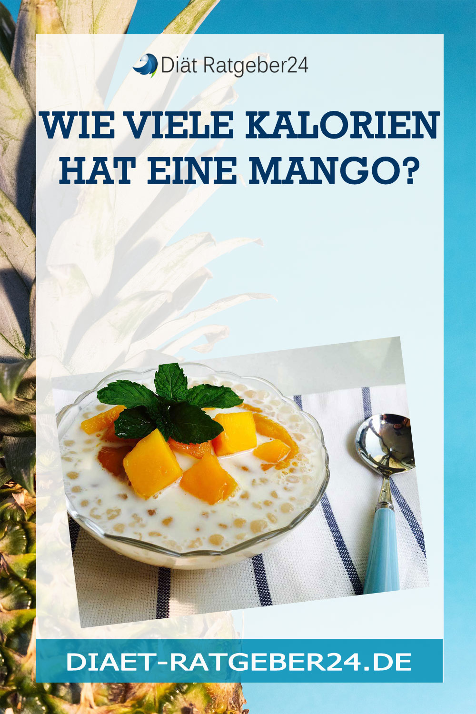 Wie viele Kalorien hat eine Mango?