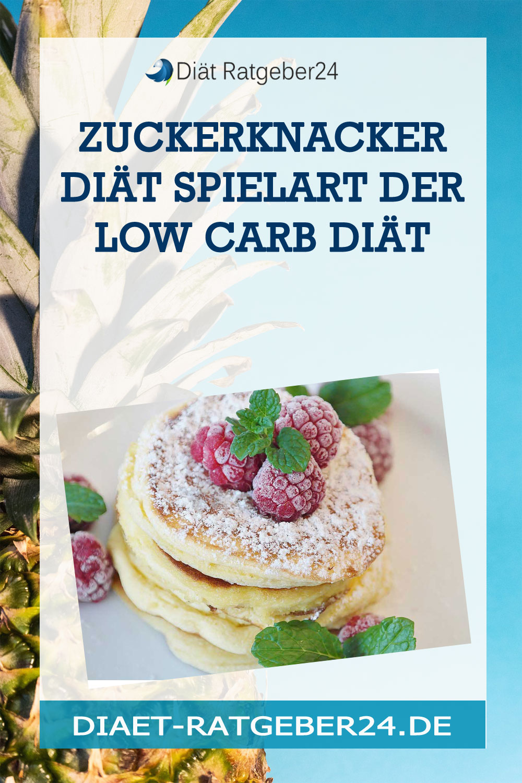 Zuckerknacker Diät Spielart der Low Carb Diät