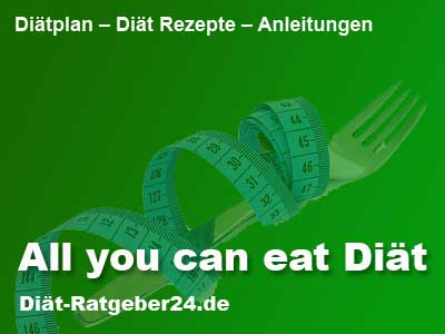All you can eat Diät