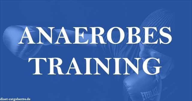 Anaerobes Training Ratgeber
