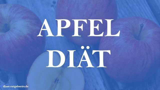 Apfel Diät Ratgeber