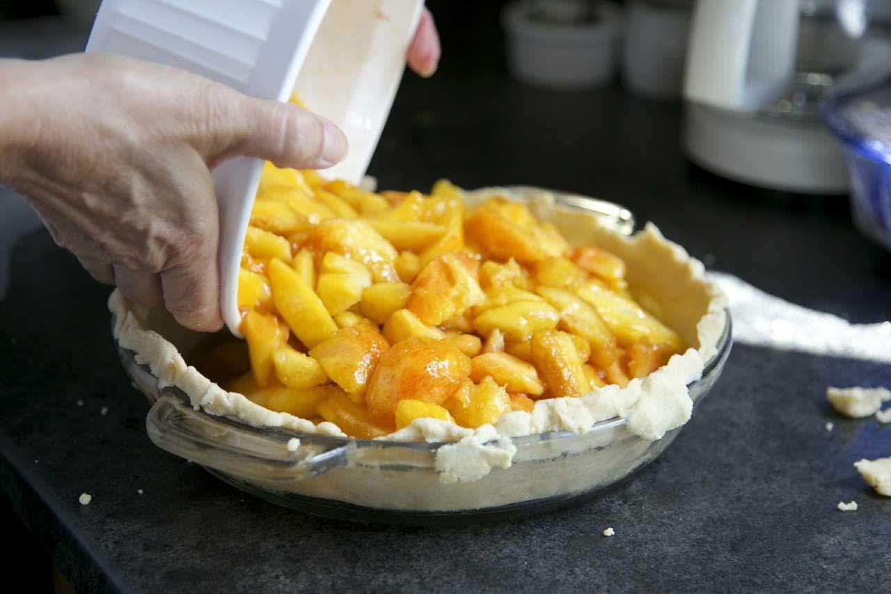 Wie geht die Apfelkuchen Diät?