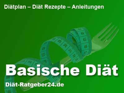 Basische Diät