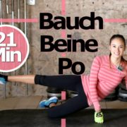 Bauch Beine Po Übungen die wirklich was bringen