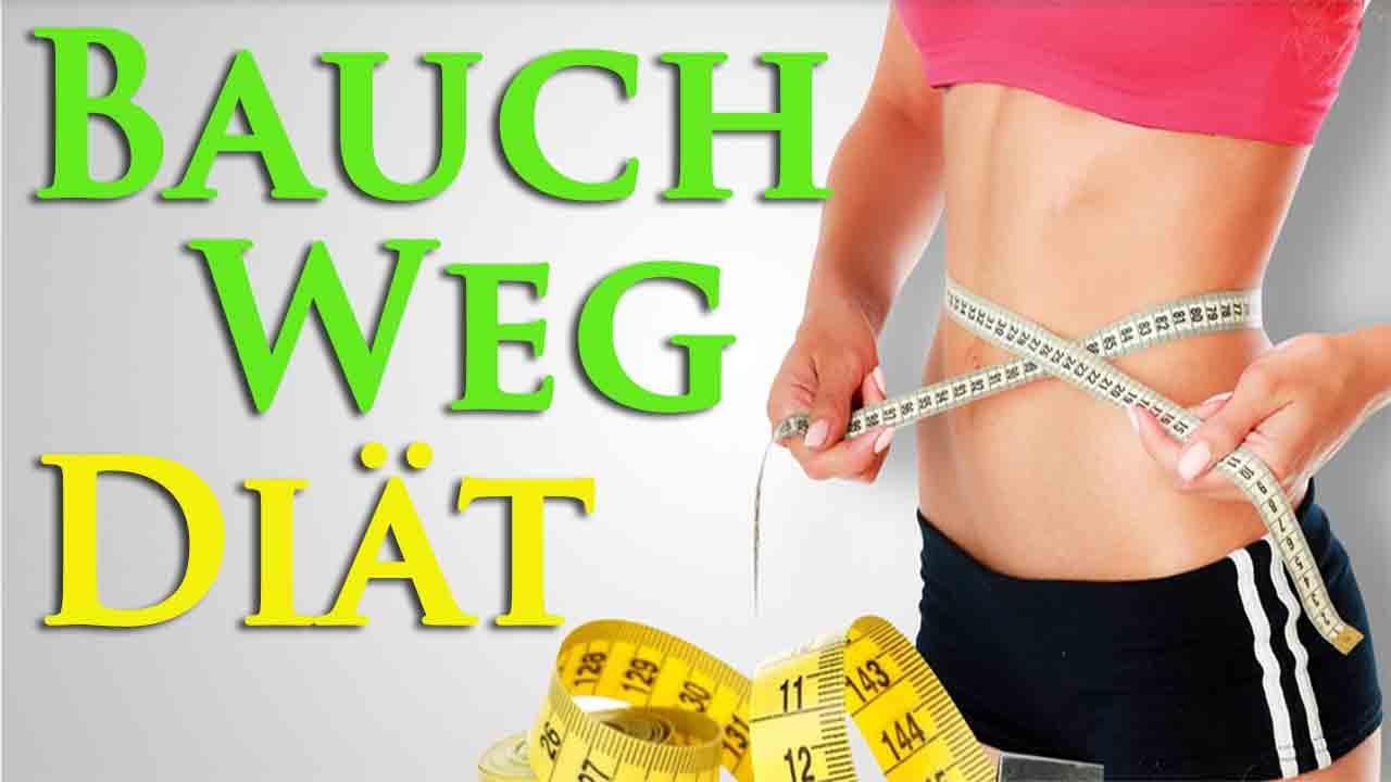 Bauch weg Diät