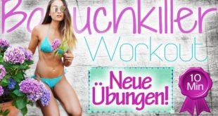 Bauch Workout - Anleitung