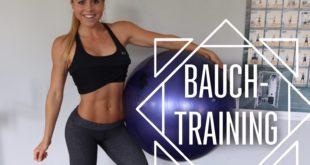 Bauchtraining - 4 Übungen für ein komplettes Bauch Workout