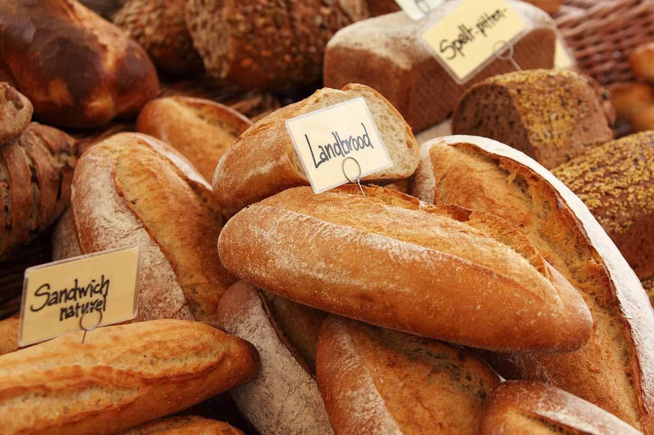 Brot ohne Kohlenhydrate - Rezepte und Tipps ohne Gluten
