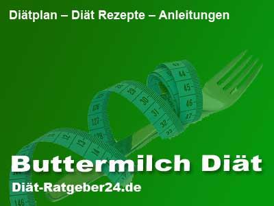 Buttermilch Diät