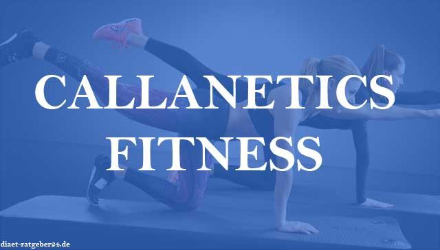 Callanetics Fitness Ratgeber
