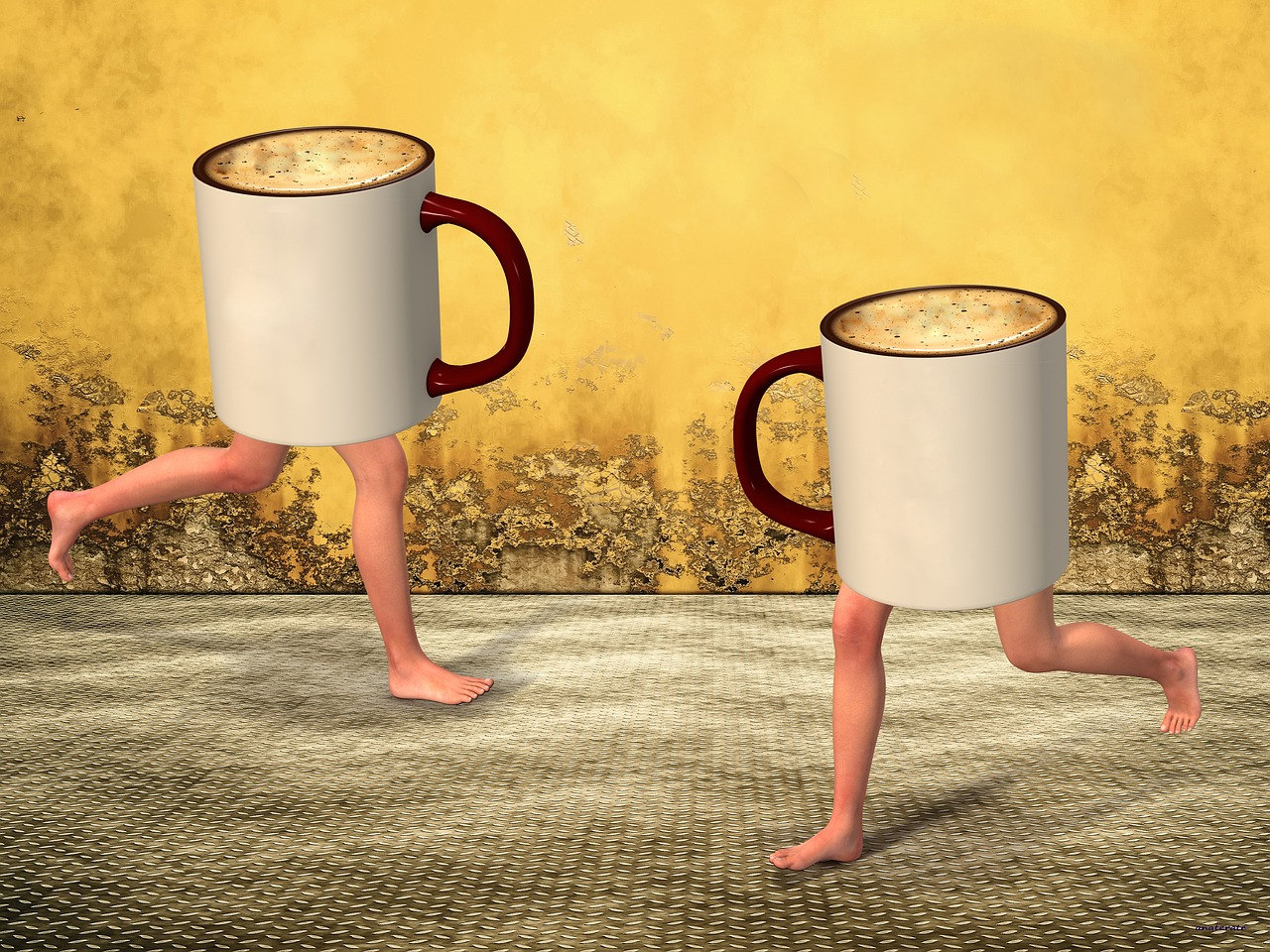 KAFFEE VOR SPORT