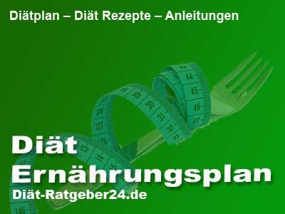 Diät Ernährungsplan