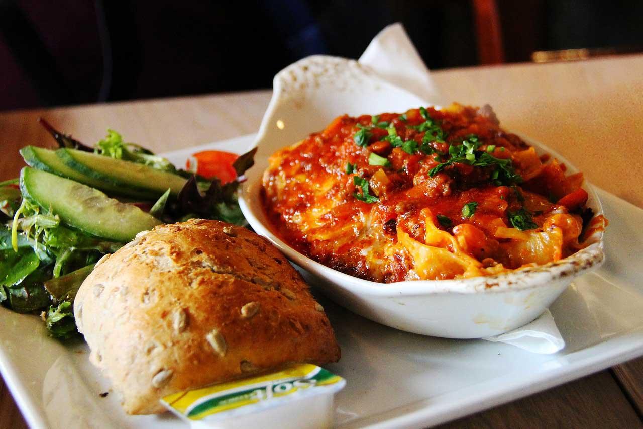 Diät Lasagne