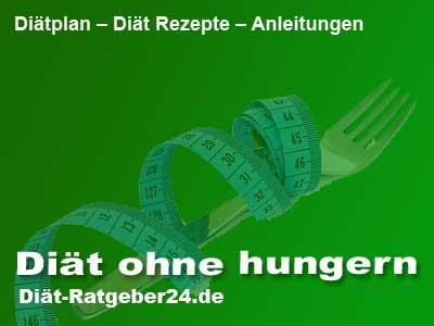 Diät ohne hungern