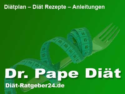 Diät Dr Pape Rezepte