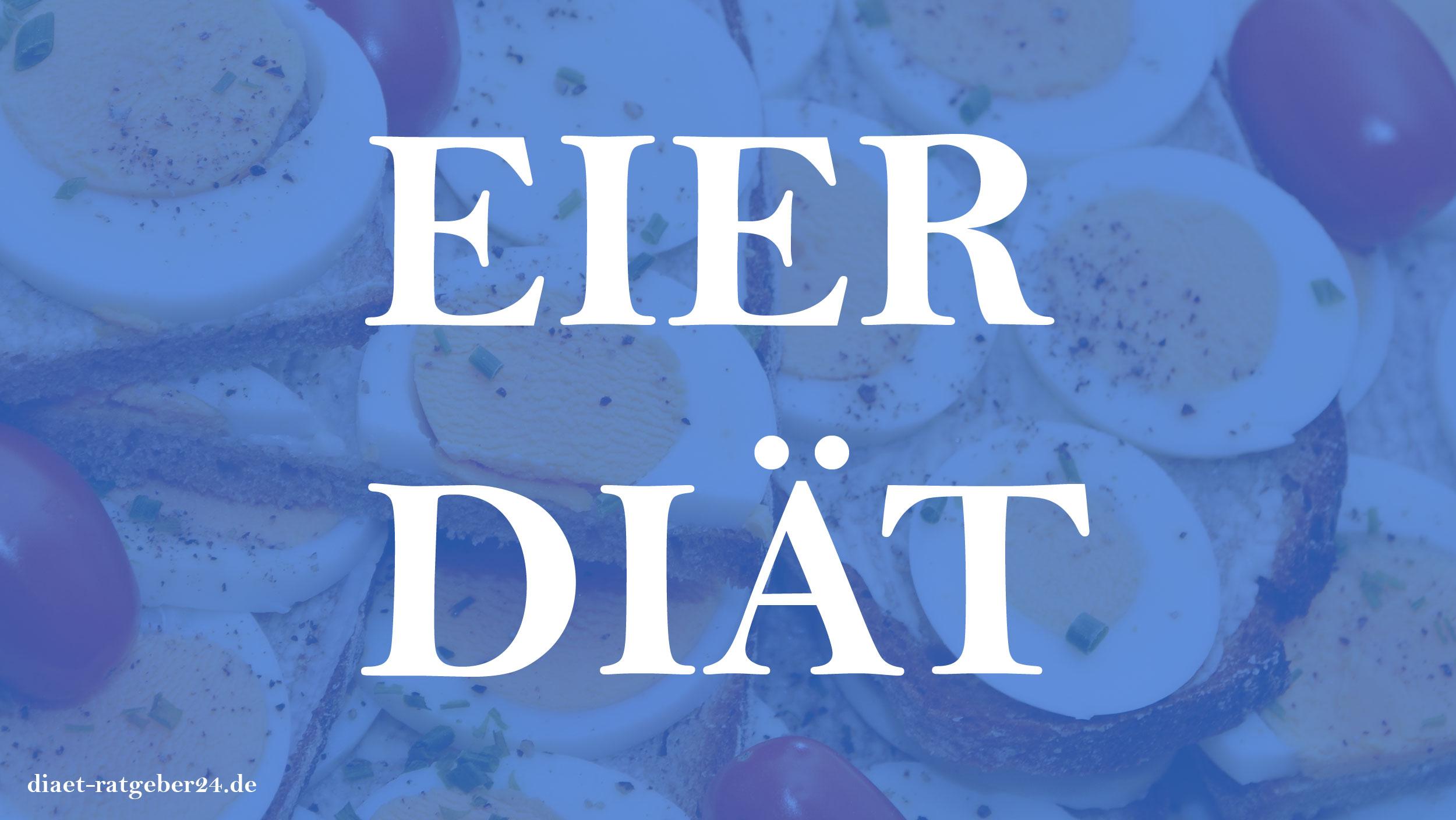 Eier Diät Diätplan Berichte Und Rezept Zum Abnehmen