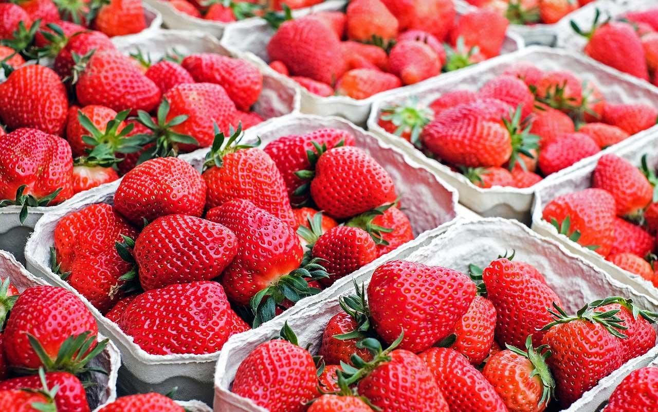 Haben Erdbeeren Kalorien?