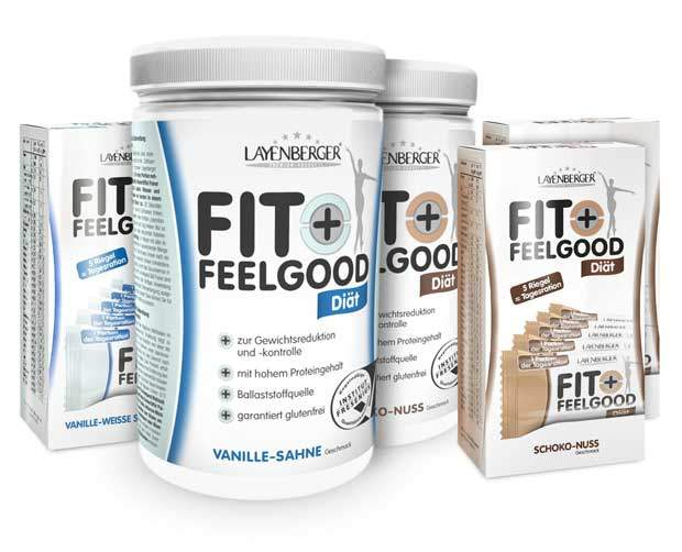 Layenberger Fit + Feelgood 7-Tage Turbo-Diät-Paket