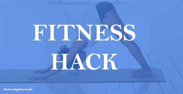 Fitness Hack Ratgeber