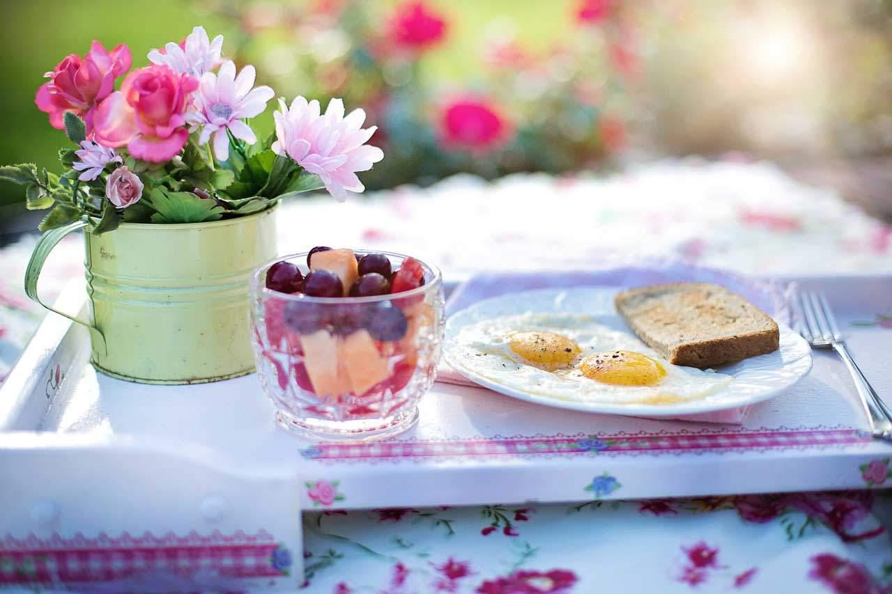 Frühstück ist die wichtigste Mahlzeit des Tages