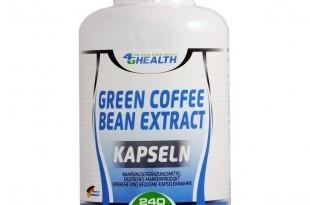 Green Coffee Kapseln zum abnehmen nutzen
