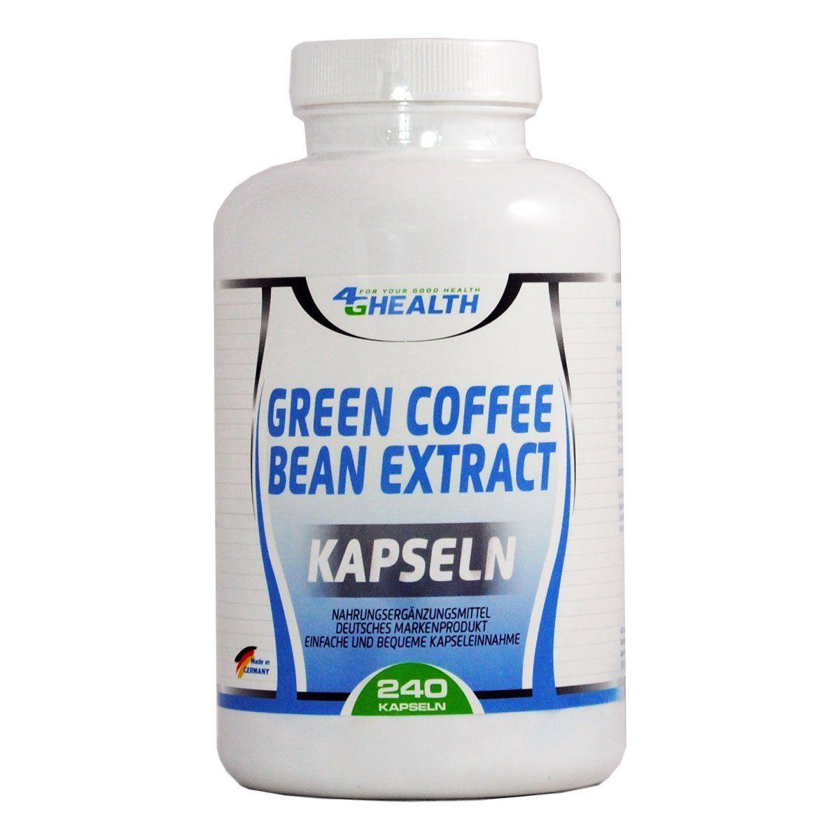 Green Coffee Bean Kapseln