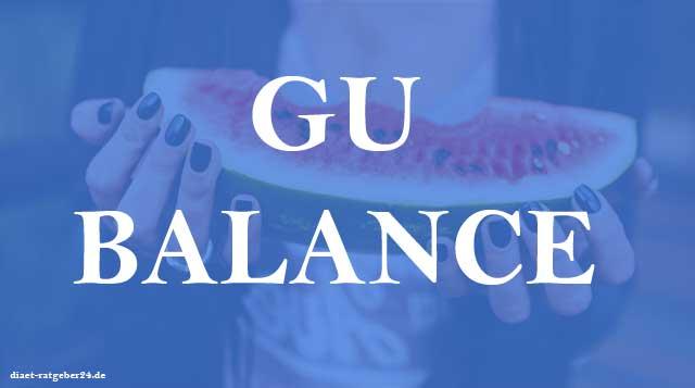 GU Balance Ratgeber