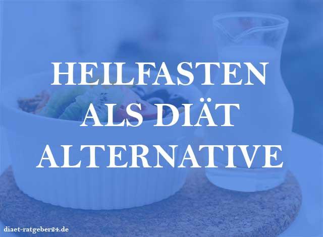 Heilfasten als Diät-Alternative - Ratgeber