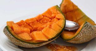 Vitaminreich gegen Übergewicht: Abnehmen mit Honigmelone