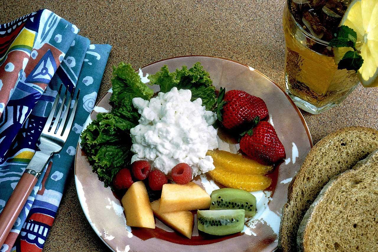 Hüttenkäse Kalorien