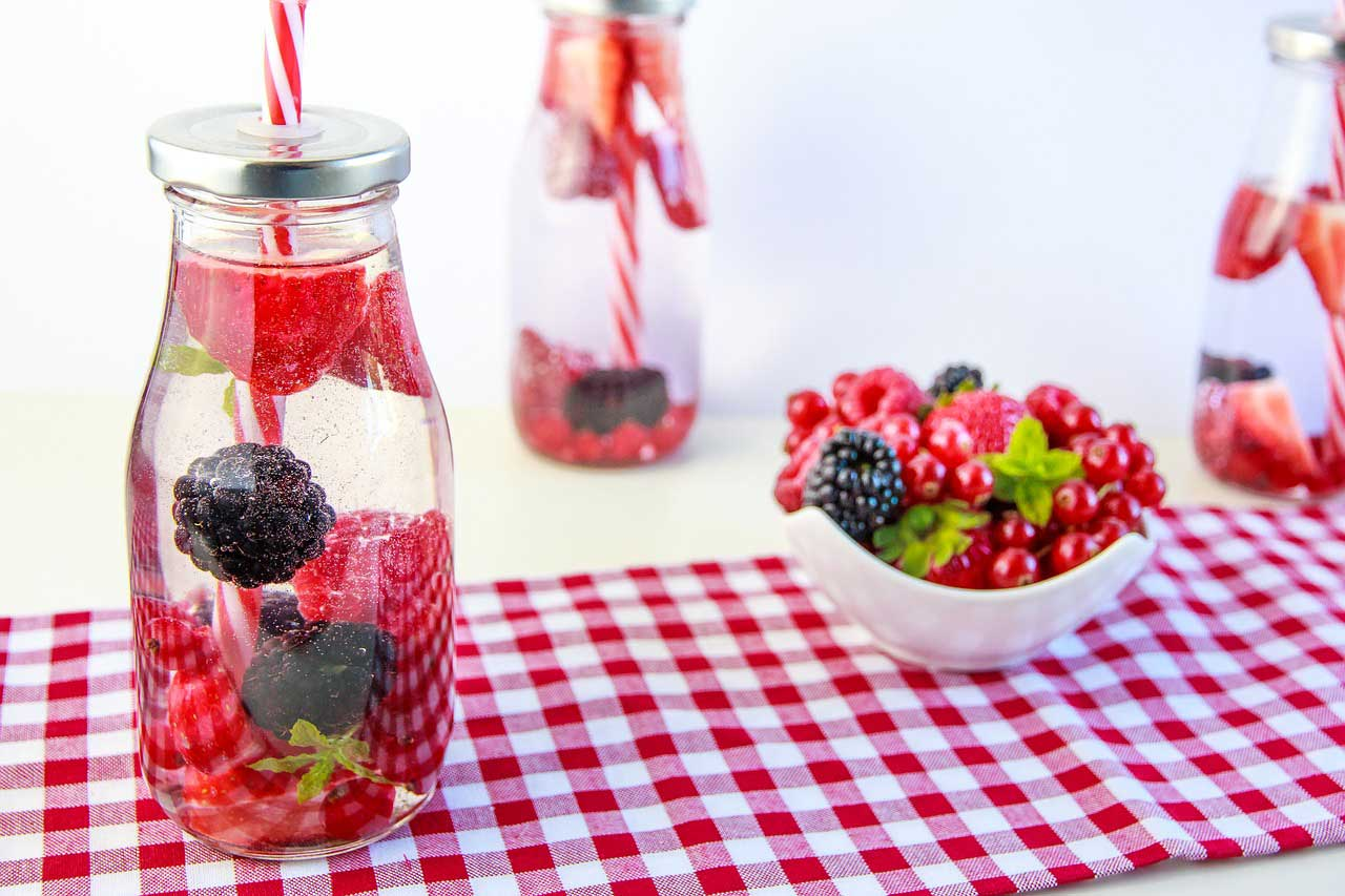 Mit Infused Water abnehmen?