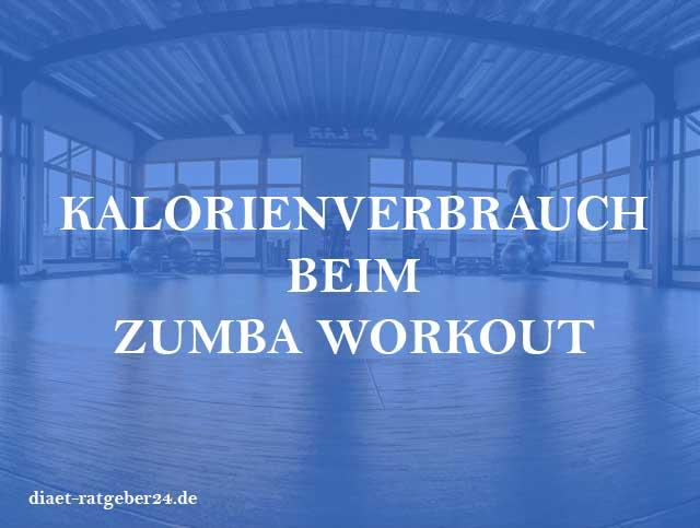 Kalorienverbrauch beim Zumba Workout - Ratgeber