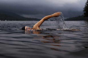 Kalorienverbrauch beim Schwimmen