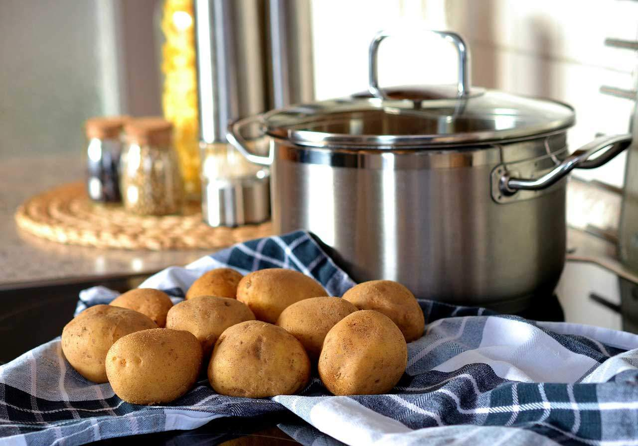 Kartoffeldiät - Wirkung, Erfahrungen und Rezepte