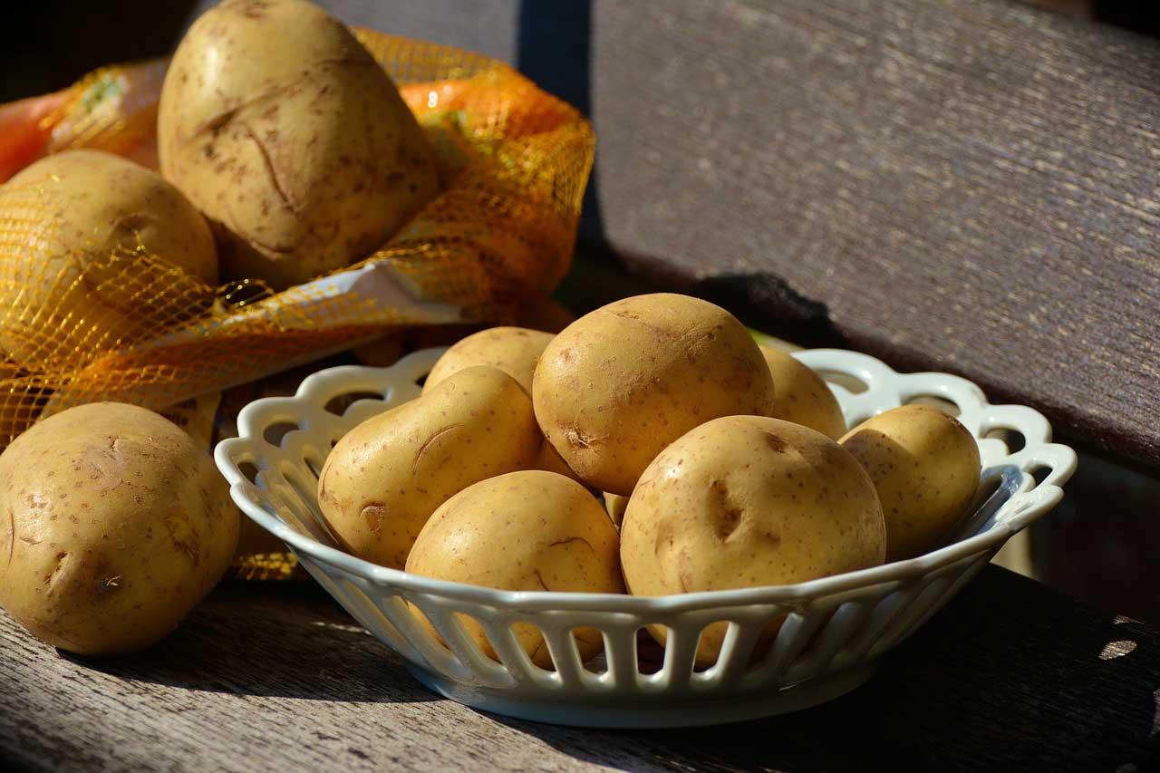 Wie hoch sind eigentlich die Kartoffeln Kalorien?