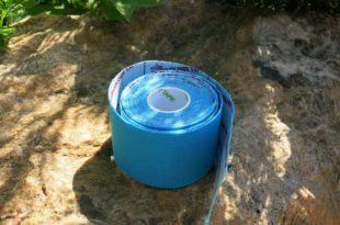 Kinesio Tape - nur für Schulter und Knie?