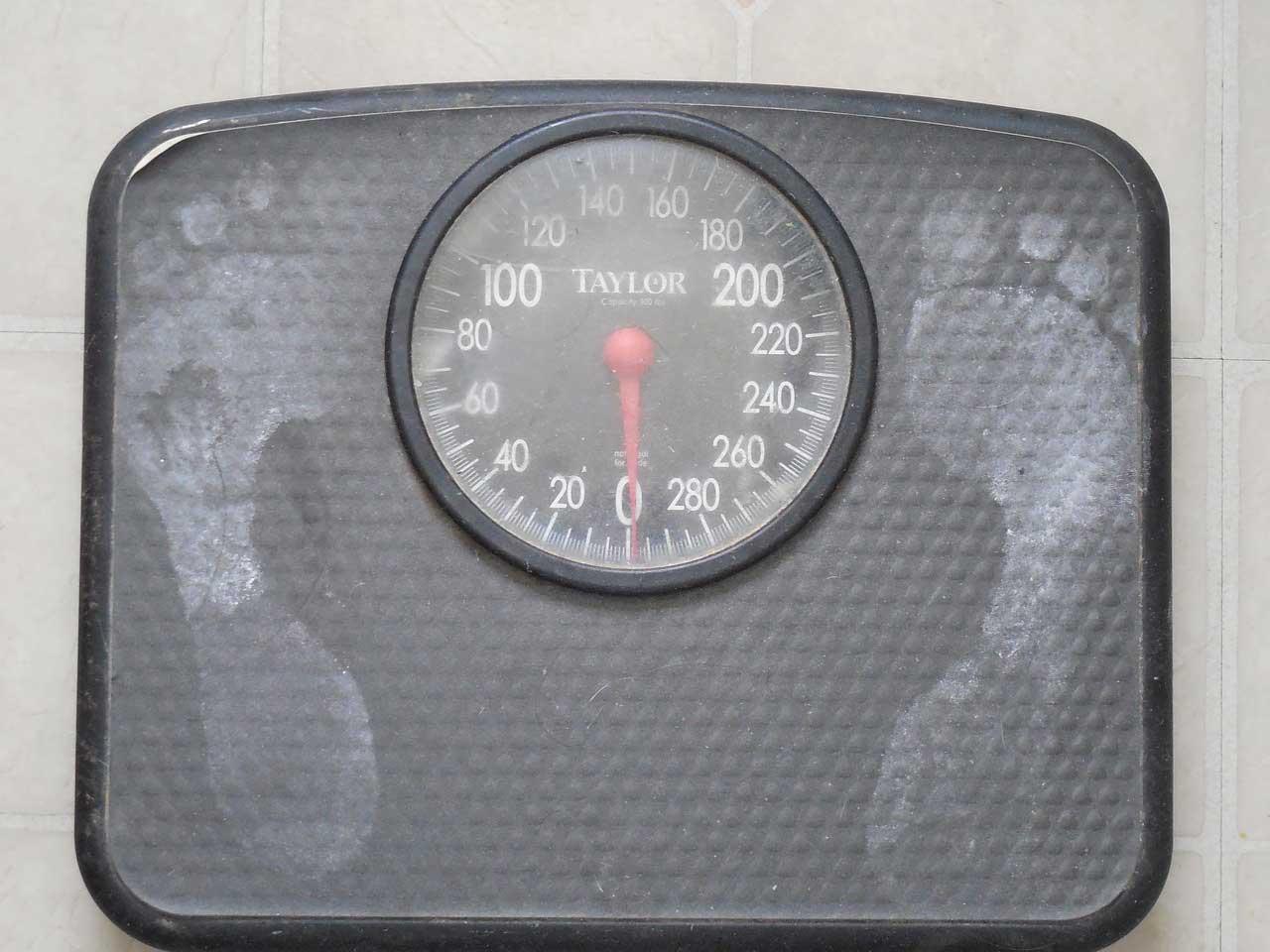 Körperfettanalysewaage - Mehr als nur das pure Gewicht messen.