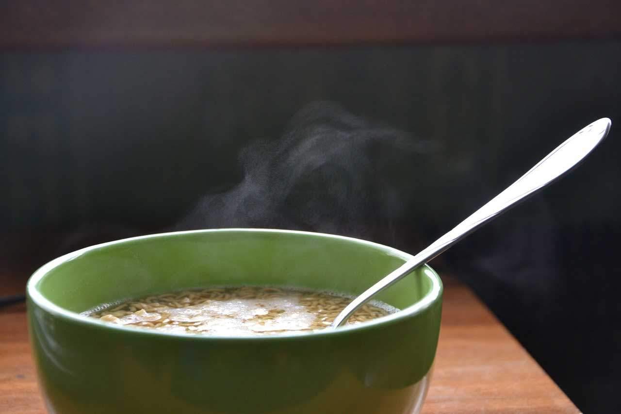 Suppen Diät - einfache und effektive Form der Gewichtsreduktion über die Ernährung..