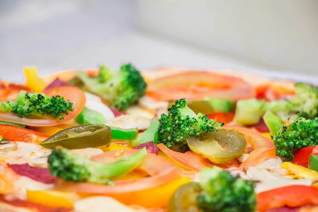 Das Low Carb Pizza Rezept
