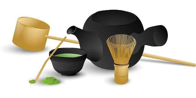 In der Matcha Tee Zubereitung steckt noch viel Tradition