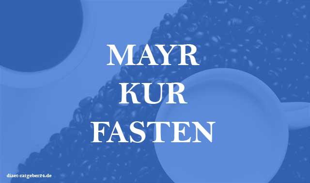 Mayr Kur Ratgeber